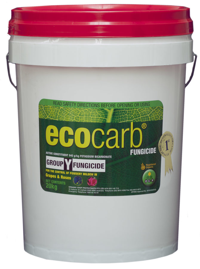 eco carb certified organic fungicide