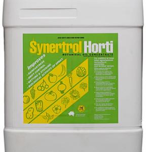 Better spray results - Synertrol Horti oil